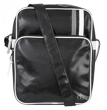 Merc Todaro Flight Bag - Black - Merc - Mod Wear - 1