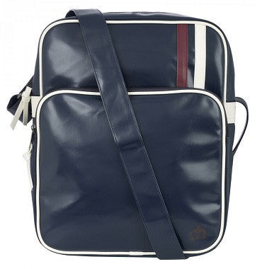 Merc Todaro Flight Bag - Navy - Merc - Mod Wear - 1