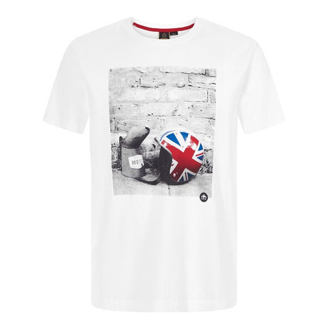 Merc Torcross T-Shirt - White