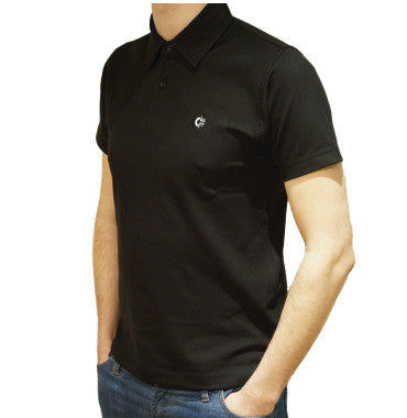 Sackville Tib Polo - Black - Sackville - Mod Wear - 1