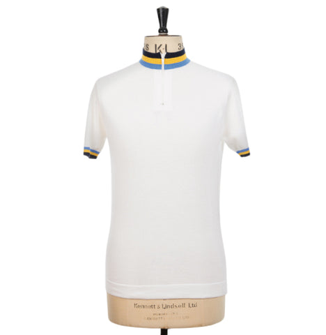 AGC Felice Cycling Shirt - Off White