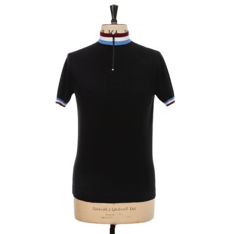 AGC Felice Cycling Shirt - Black