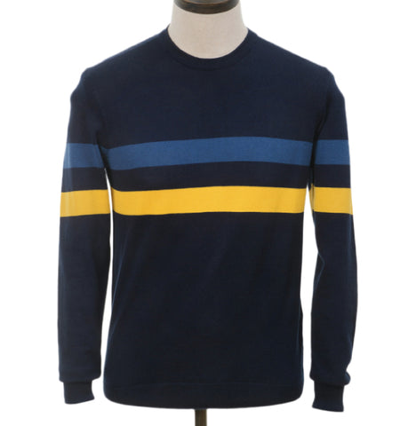 AGC Scene Knitted Jumper - Navy