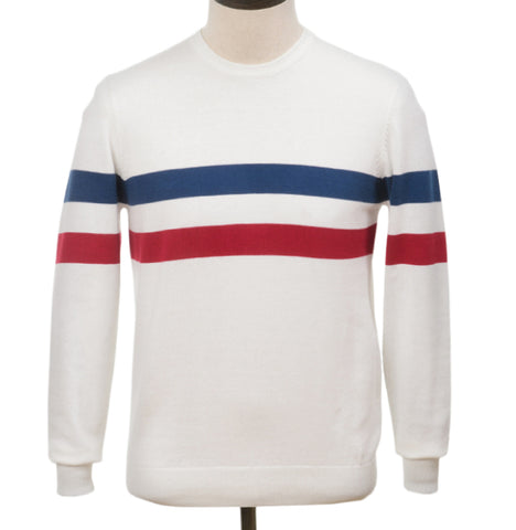 AGC Scene Knitted Jumper - Off White