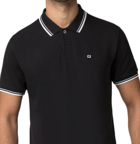 Ben Sherman Romford Polo - Black