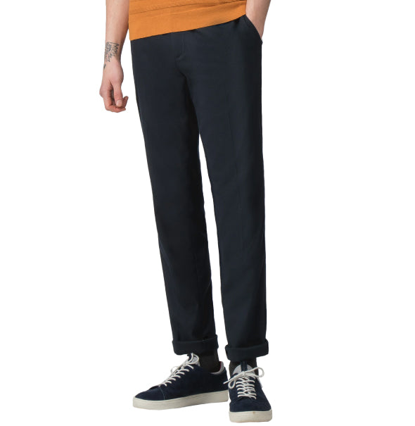 Ben Sherman Slim Stretch Chino - Navy - Ben Sherman - ModWear