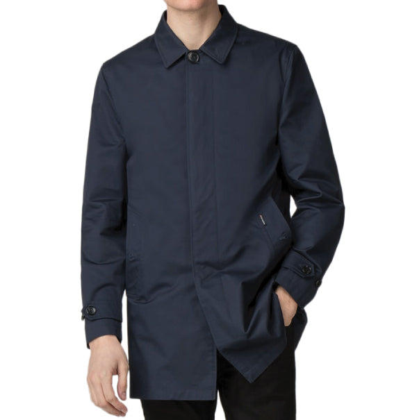 Ben Sherman Mac - Navy - Ben Sherman - ModWear