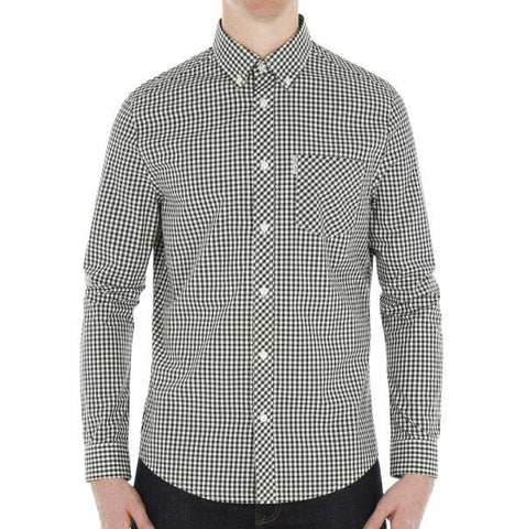 Ben Sherman Gingham - Racing Green
