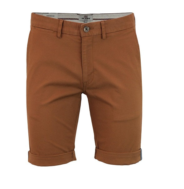 Ben Sherman Chino Short - Brown - Ben Sherman - ModWear