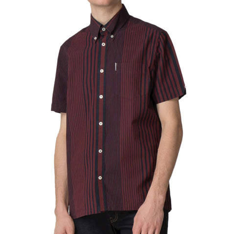 Ben Sherman Riley Shirt - Brick