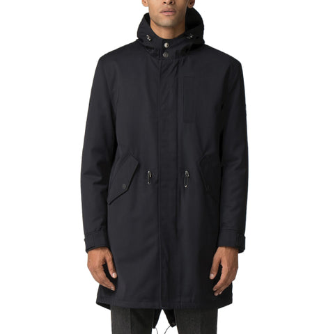 Ben Sherman Fishtail Parka - Navy