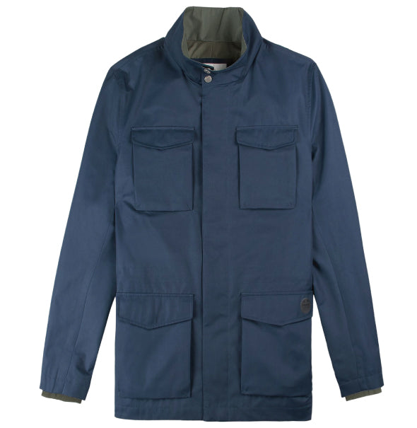 Ben Sherman 4 Pocket Jacket - Navy - Ben Sherman - ModWear