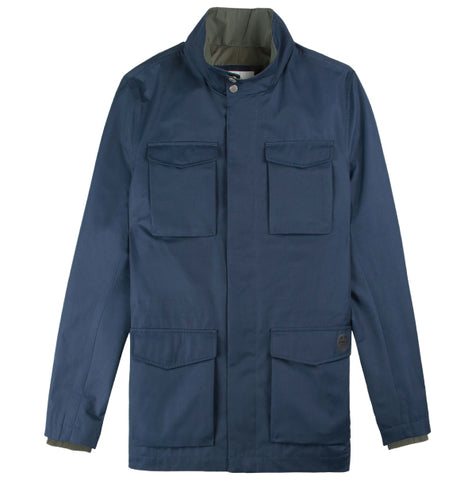 Ben Sherman 4 Pocket Jacket - Navy