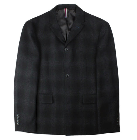 Ben Sherman Shadow Check Blazer