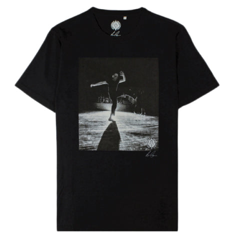 Ben Sherman Cannon Soul Tee - Black