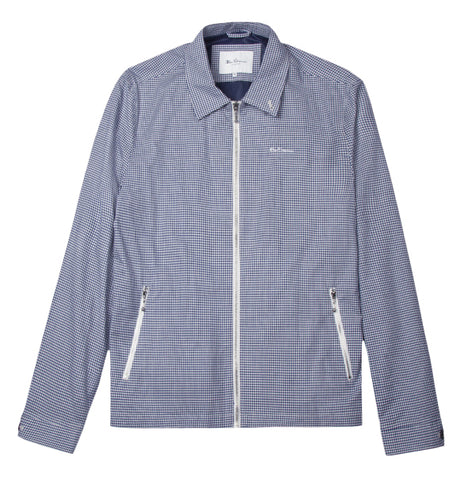 fd98946ac8 Ben Sherman Archive Jacket - Blue