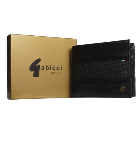 Gabicci Rouge Wallet - Black