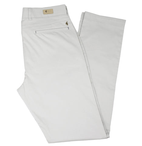 Gabicci Vintage Stretch Chino - Cloud