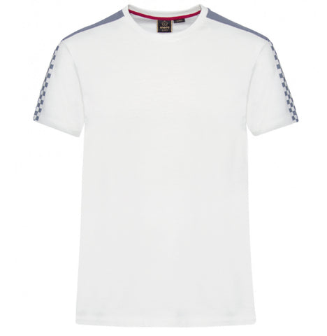 Merc Hillgate T-Shirt - Off White