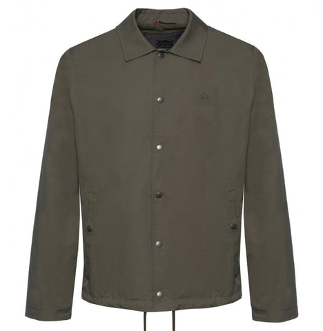 Merc Suffolk Coach Jacket - Sage