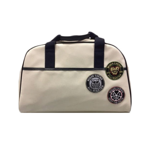 Wigan Casino Bowling Bag - Ecru