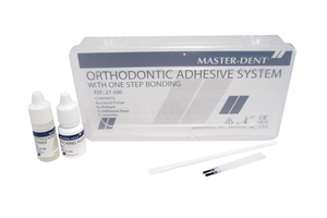 Master-Dent One-Step Self-Cure Orthodontic Adhesive Bonding Trial Kit 27-225 - First Choice Dental Supplies