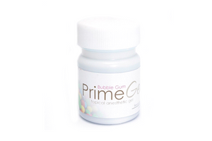 Prime-Dent Prime-Gel Dental Topical Anesthetic 20% Benzocaine 1 oz. Strawberry Gel - First Choice Dental Supplies