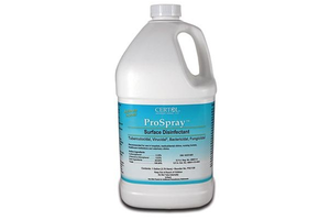 Certol PSC128 ProSpray Ready-to-Use Surface Disinfectant/Cleaner Refill, 1 gal