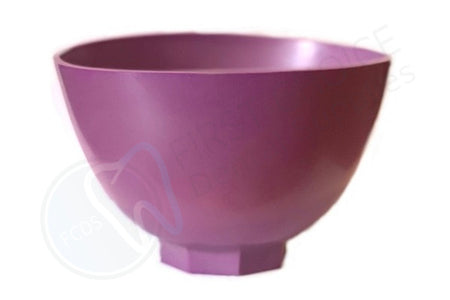 "House Brand Large 5.25"" Mixing Bowl - Purple - First Choice Dental Supplies"