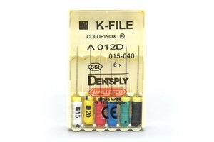 Dentsply Maillefer K-Files