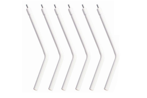 House Brand Disposable Air/Water Syringe Tips with Metal Core