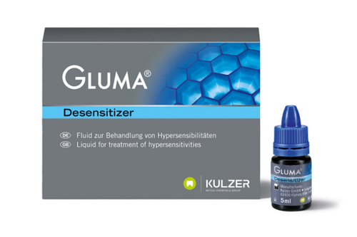 Kulzer Gluma Desensitizer 5mL Liquid Bottle 65872354