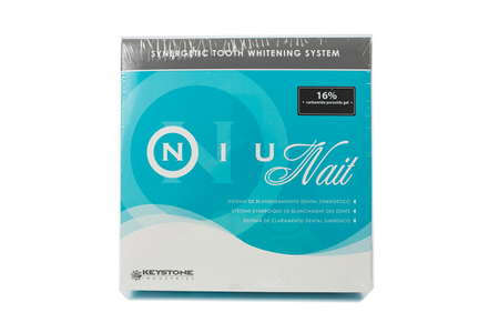Keystone Industries Niu Nait 22% Tooth Whitening 10 Syringe Pack