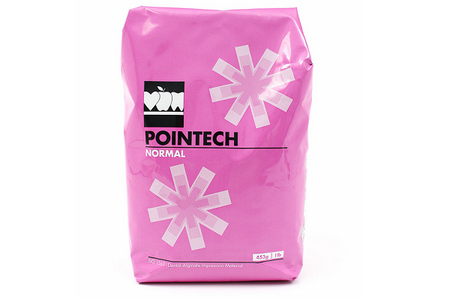 Pointech Dental Impression Alginate 1 Pound Bag - Normal Set / Mint Flavor - First Choice Dental Supplies