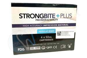StrongBite Plus Impression Material - Heavy - First Choice Dental Supplies