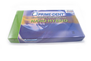 Prime-Dent Light Cure Nano Hybrid Composite 7 Syringe Kit