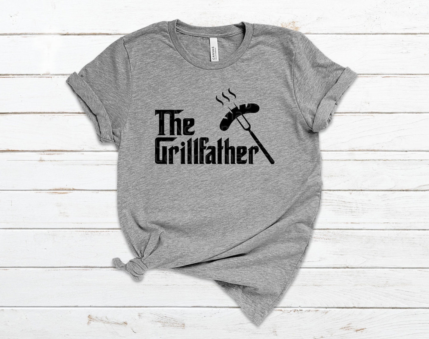 The Grill Father - Dad T-Shirt