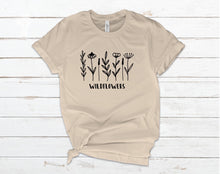 Load image into Gallery viewer, Wildflower T-Shirt