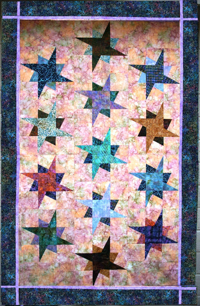 Dancing Stars X-Blocks Pattern