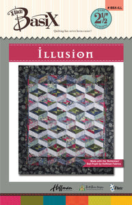 Illusion BasiX Quilt Pattern