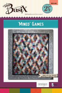 Mined Games BasiX Quilt Pattern