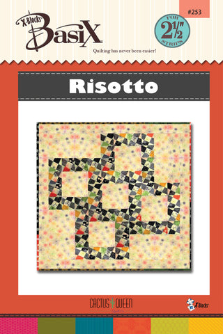 Risotto BasiX Quilt Pattern