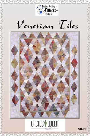 Venetian Tile X-Blocks Pattern
