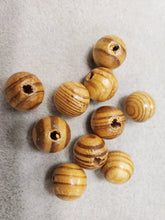 Load image into Gallery viewer, Burly Wood Beads