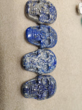 Load image into Gallery viewer, Lapis Lazuli Cabochon