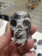 Load image into Gallery viewer, Gemstone Skull 2""