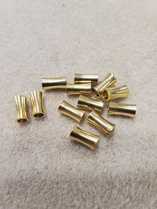 SPACER BRASS UNPLATED  UNPLATED