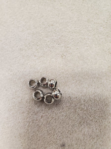 304 STAINLESS LARGE HOLE BEAD
