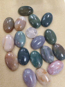 INDIAN AGATE CABOCHON