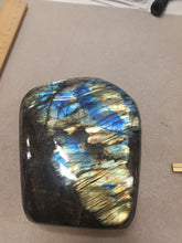 Load image into Gallery viewer, LABRADORITE POLISHED STANDING